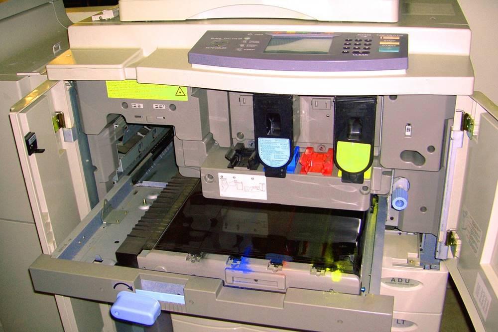 Para qué sirve una fotocopiadora
