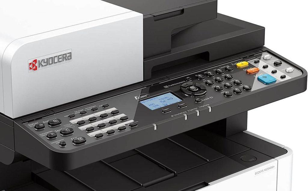 4 modelos de fotocopiadora Kyocera y sus principales características