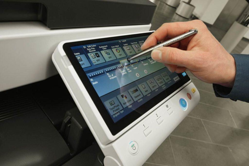 Cómo funciona una fotocopiadora profesional
