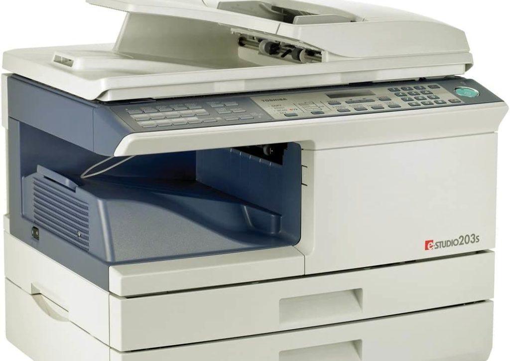 Características destacadas de los últimos modelos de fotocopiadora Toshiba