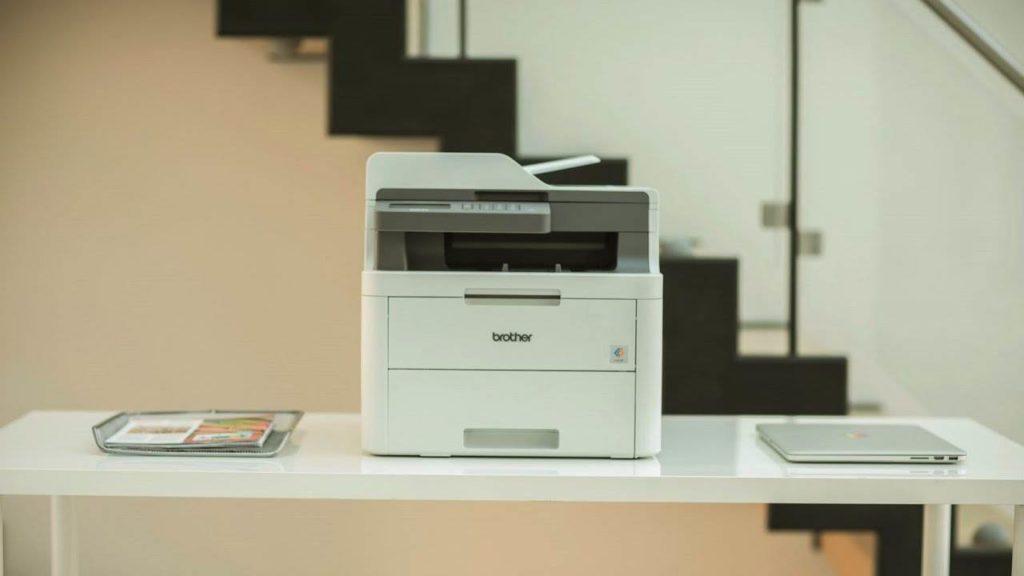 Diferentes modelos de fotocopiadora