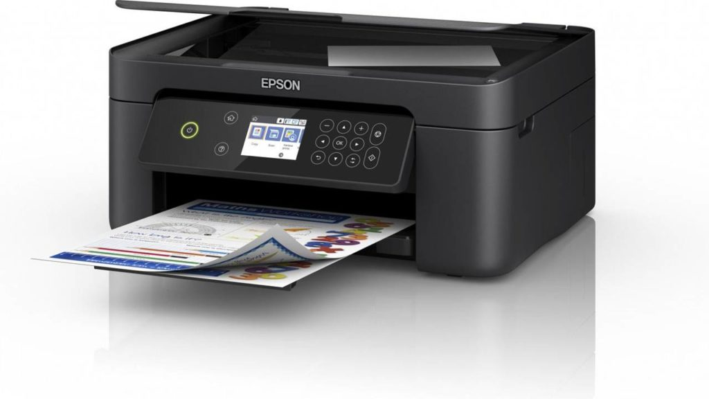 Epson Expression Premiun XP-4100 multifunción a color