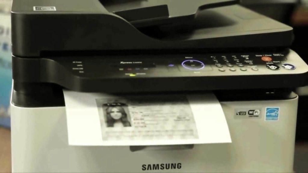 Fotocopiadora Samsung