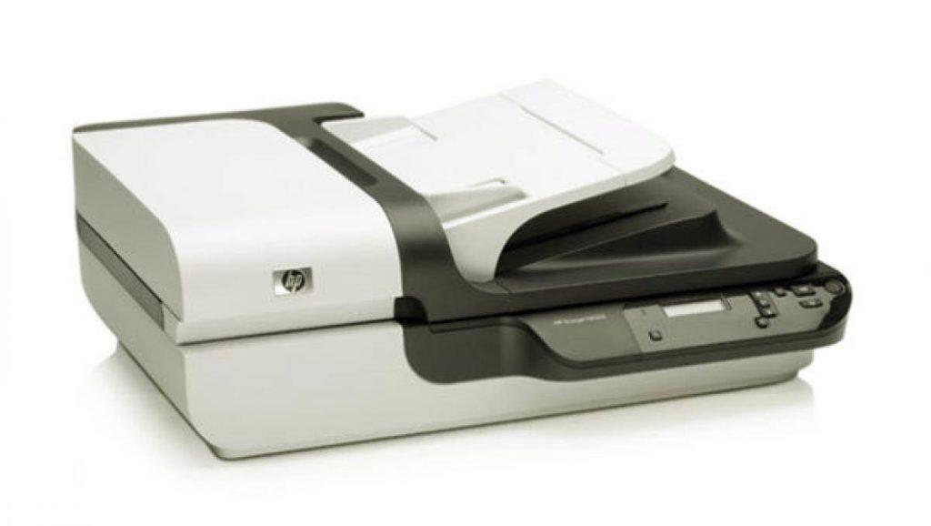 Las principales partes de una fotocopiadora