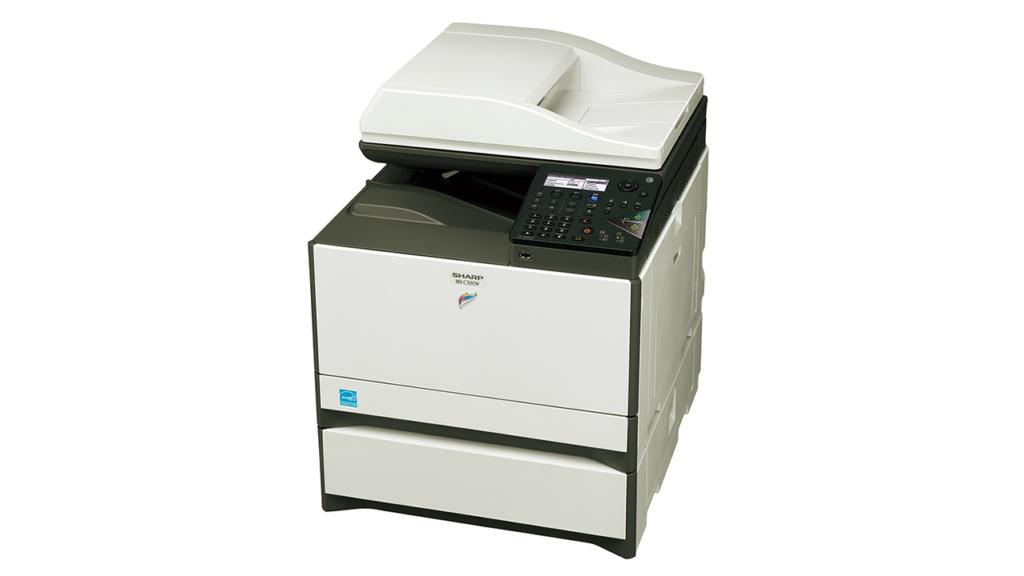 Principales funciones y características de la fotocopiadora Sharp