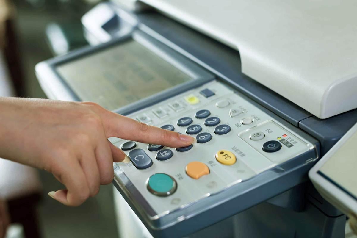 Tipos de fotocopiadoras