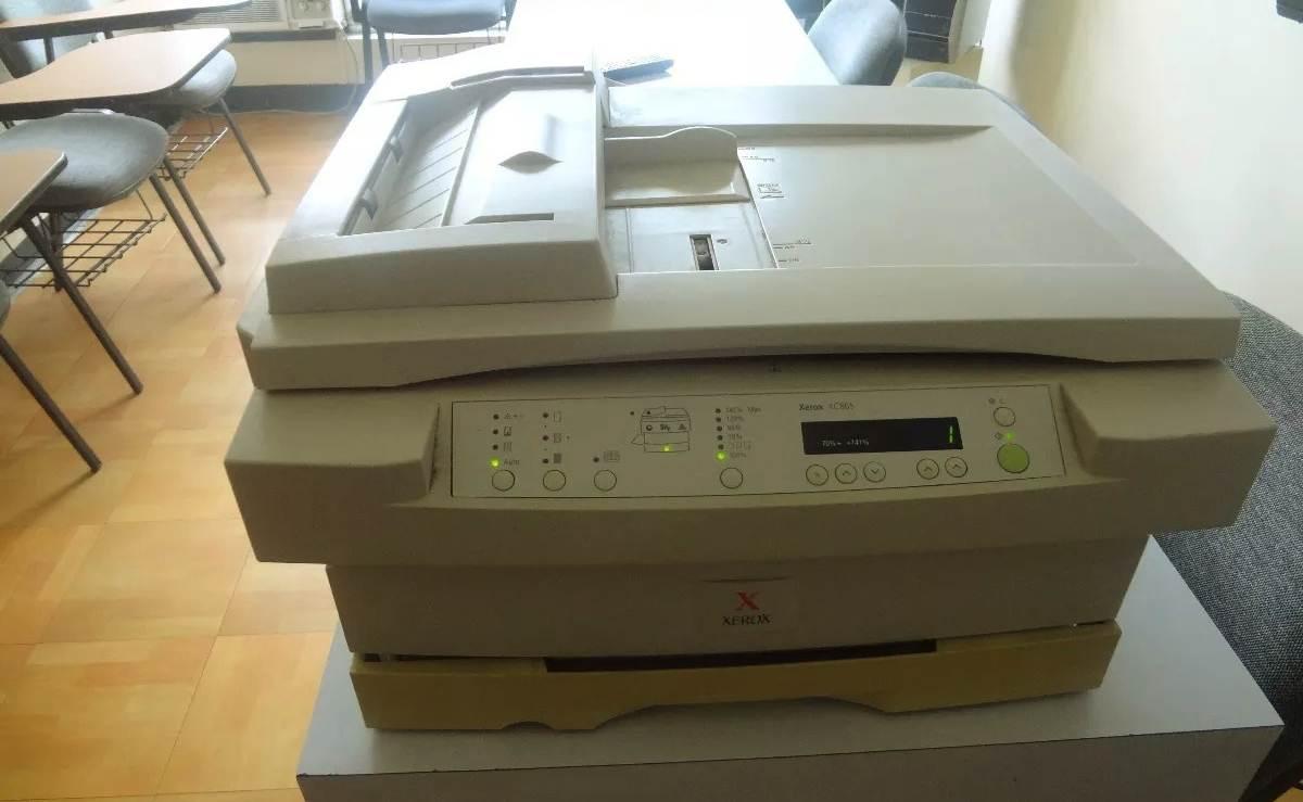 marcas de fotocopiadoras
