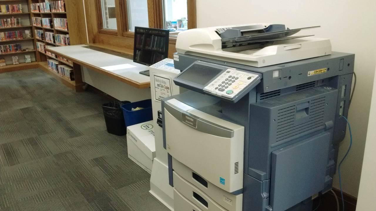 Cómo usar una fotocopiadora funciones básicas de uso