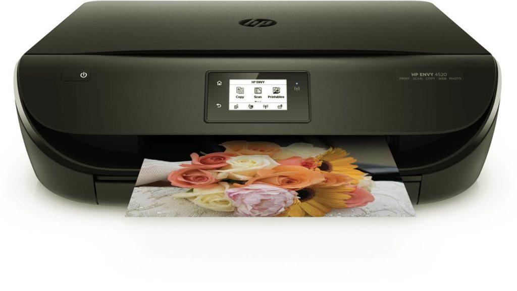 HP Envy 4520 Fotocopias para el hogar