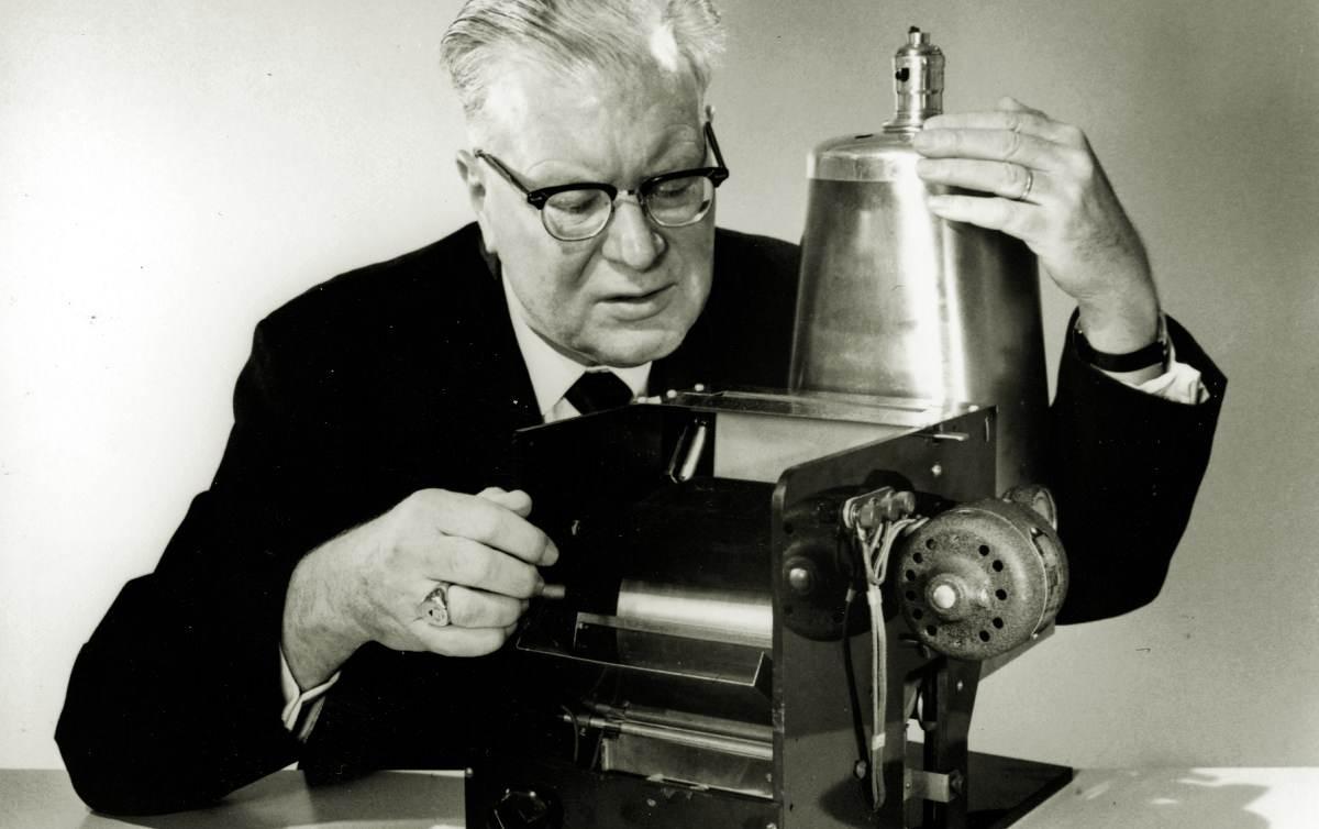 Historia de la fotocopiadora Cronología